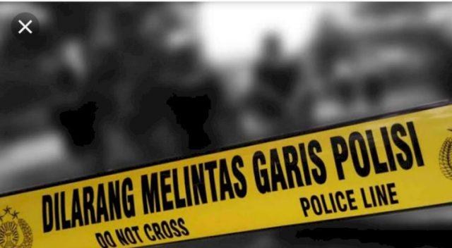 Ilustrasi garis polisi. Foto: Istimewa/net