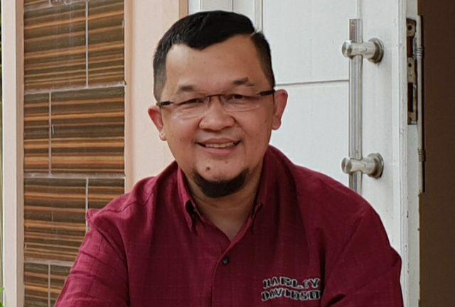 Wakil Direktur Utama PT SOM Hendri Zainuddin (fornews.co/ist)