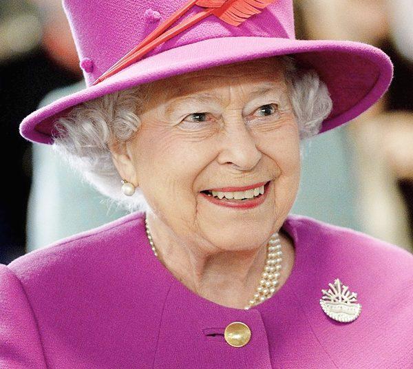 Ratu Elizabeth II. (fornews.co/royal navy/joel rouse)