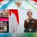 Presiden Jokowi saat memantau Penandatanganan Kerja Sama dalam rangka Kemitraan PMA dan PMDN dengan UMKM, yang dilakukan secara virtual, dari Istana Kepresidenan Bogor, Jawa Barat, Senin (18/01). (forneww.co/sumber: Tangkapan Layar YouTube Sekretariat Presiden)