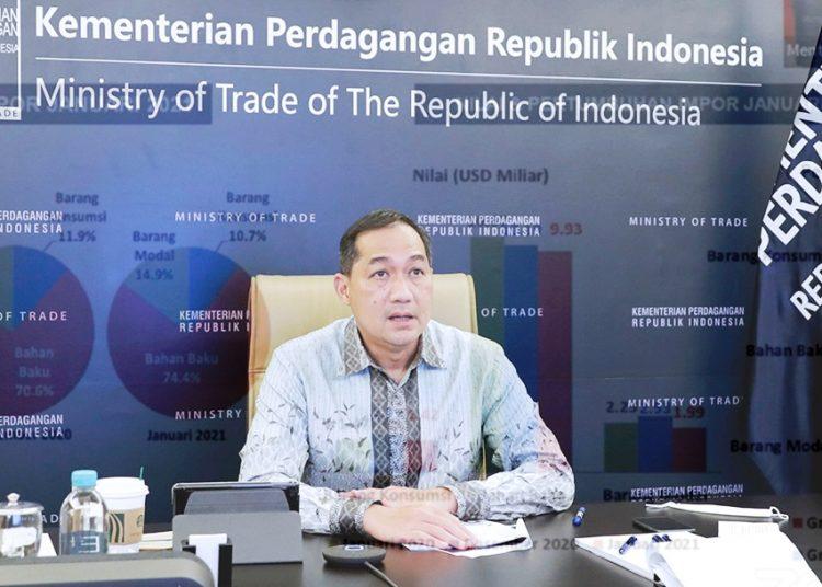 Menteri Perdagangan RI Muhammad Lutfi. (fornews.co/humas kemendag)