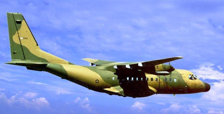Pesawat CN235 produksi PT Dirgantara Indonesia diekspor ke Senegal. (fornews.co/pt di)