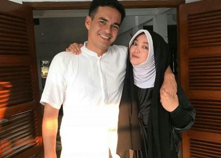 Teddy Syach dan Rina Gunawan. (Foto: istimewa)