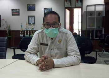 Kepala Dinas Pendidikan Kota Palembang Ahmad Zulinto. (fornews.co/bakohumas palembang)