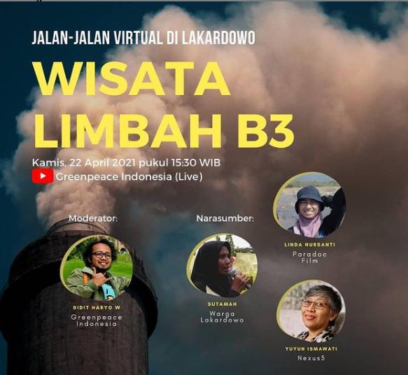 istimewa/greenpeaceindonesia