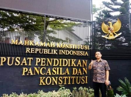 Kuasa Hukum Penggugat KLB IPPAT 2021, Fahmi Nugroho. (fornews.co/ist)