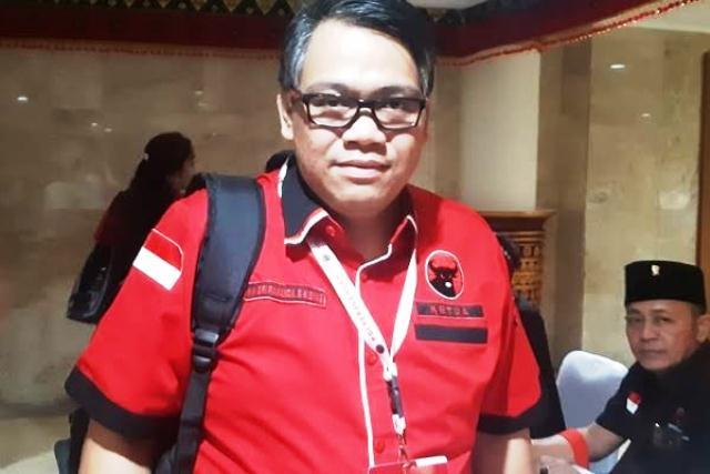 Ketua DPD PDI Perjuangan Sumatra Selatan Giri Ramanda Kiemas. (fornews.co/ist)
