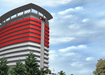 Gedung Dwi Warna KPK. (istimewa/KPK)