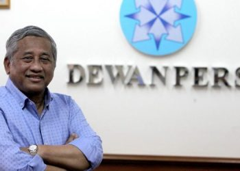 Ketua Dewan Pers Mohammad Nuh. (istimewa/mediaindonesia via infopublik)