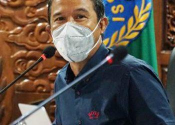 Yunus Nusi resmi menjabat Sekjen PSSI secara definitif berdasarkan hasil rapat Exco PSSI, Selasa (25/5/2021). (fornews.co/pssi)