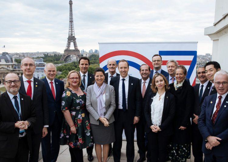 KELOMPOK G7. (foto fornews.co/elysee)