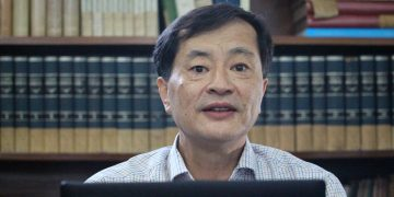 PROFESOR Hyung Jun Kim. (foto fornews.co/suaramuhammadiyah):