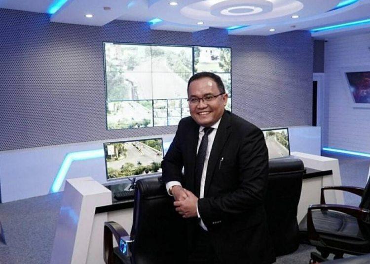 Bupati Muba, Dodi Reza Alex. (fornews.co/humas pemkab muba)