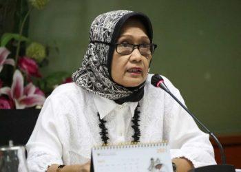 Ketua Bidang Rekrutmen Hakim KY, Siti Nurdjanah. (fornews.co/ist)