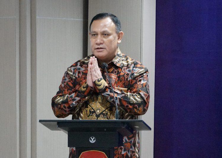 Ketua KPK Firli Bahuri. (fornews.co/ist)